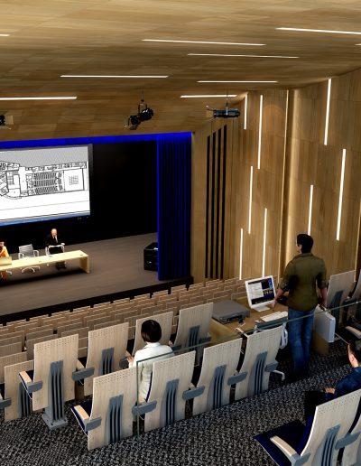 Intérieur-Auditorium