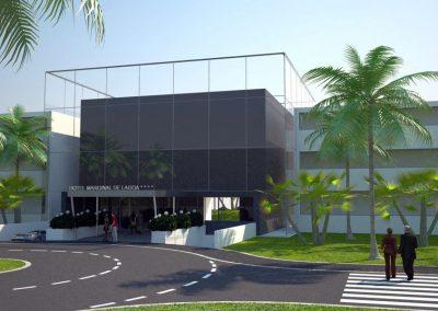 Hôtel – Baie de Lagoa