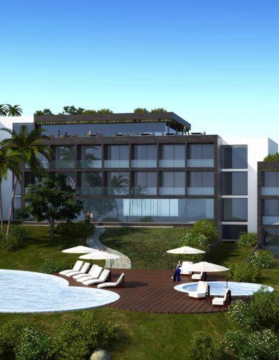 Extérieur-Terrasse-piscine