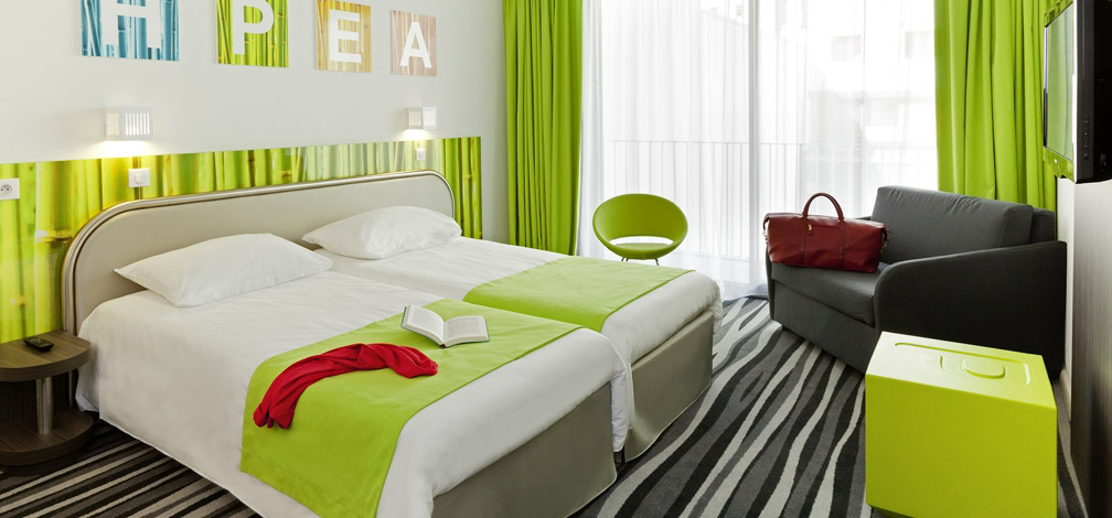 MOQUETTE-HOTEL IBIS STYLE-PARIS PORTE <br> D´ORLEANS